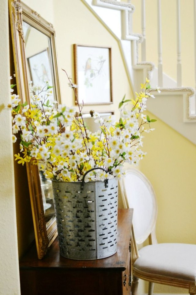 Simple Spring Decorating Ideas Spring Home Decor