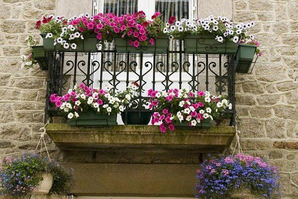Small Balcony Decor The Most Romantic Juliet Balcony
