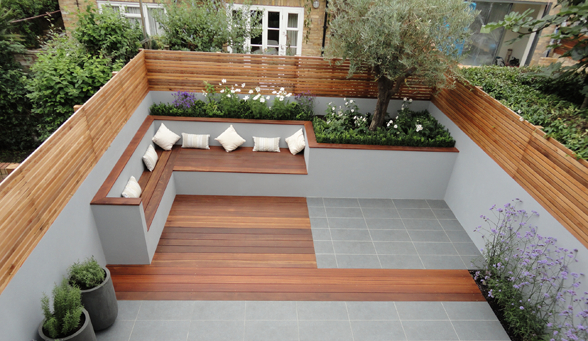 Small Deck Ideas Decorating Porch Design On A Budget