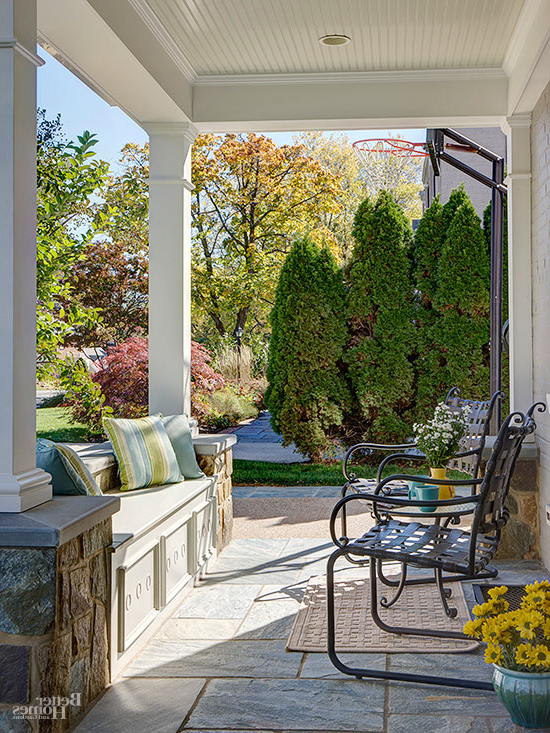Small Front Porch Ideas Better Homes Gardens