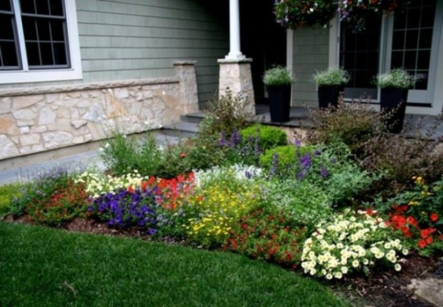 Small Front Yard Landscaping Ideas Small Front Garden