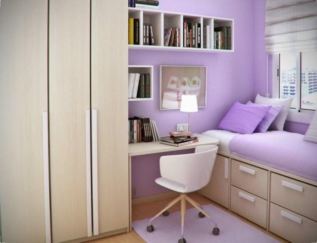 Small Girls Bedroom Design Idea Sergi Mengot With