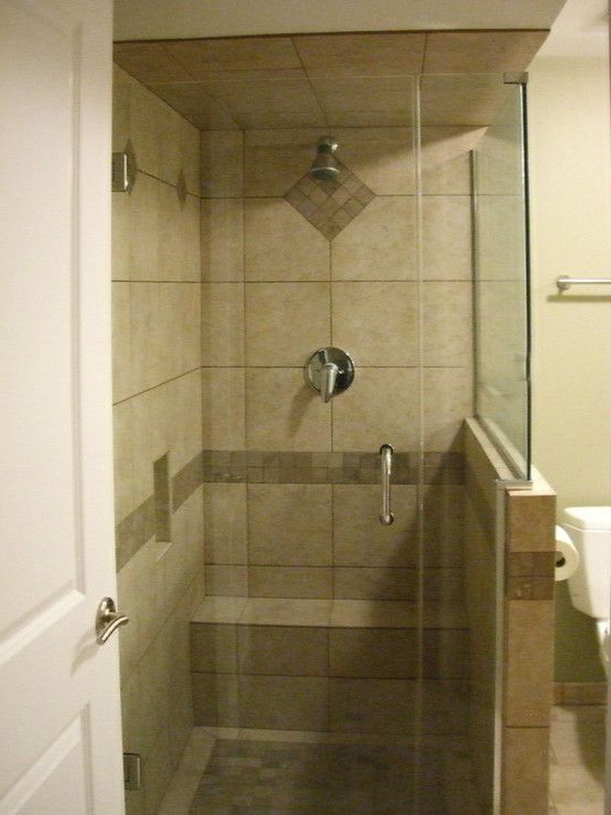 Small Shower Design Pictures Remodel Decor And Ideas