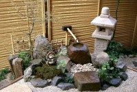 Small Space Japanese Garden Zen Garden Design Mini
