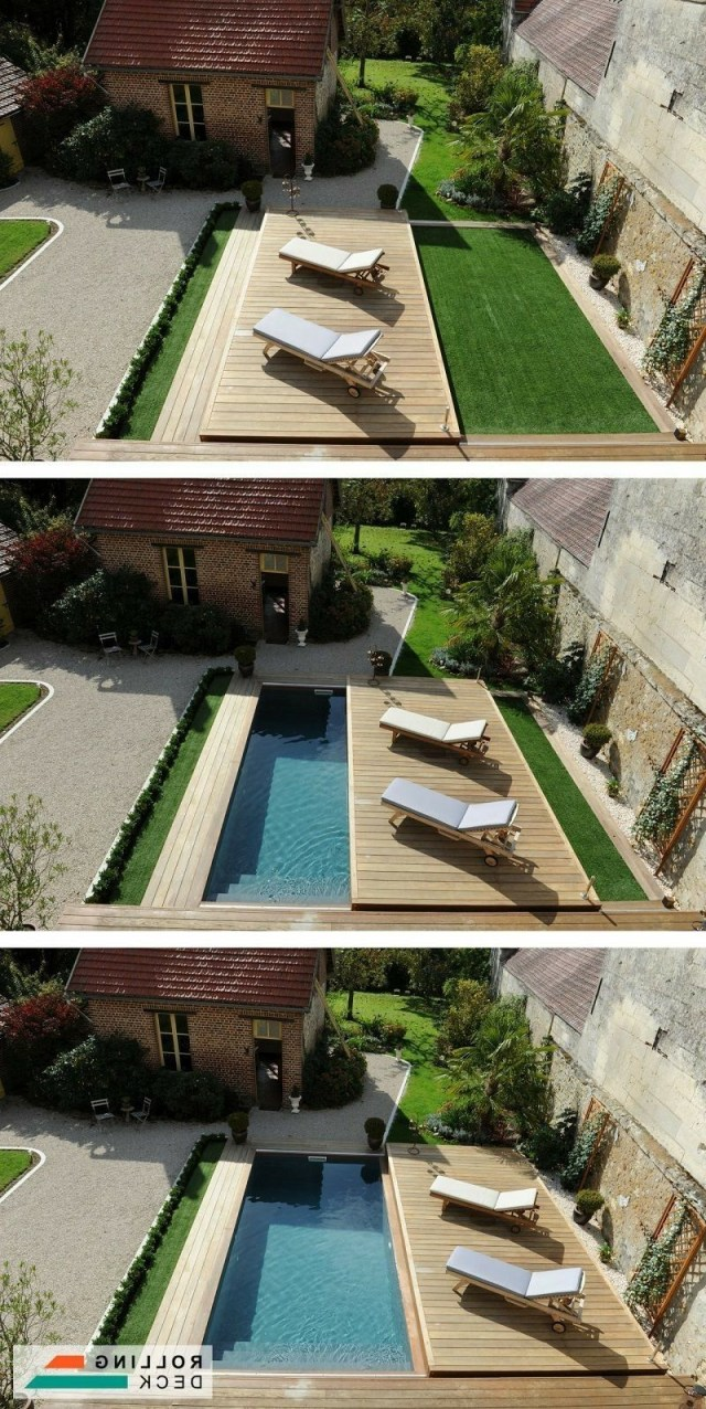 Small Space Swimming Pool Ideas Can Maximize Your Backyard Swimming Pools Backyard Cool