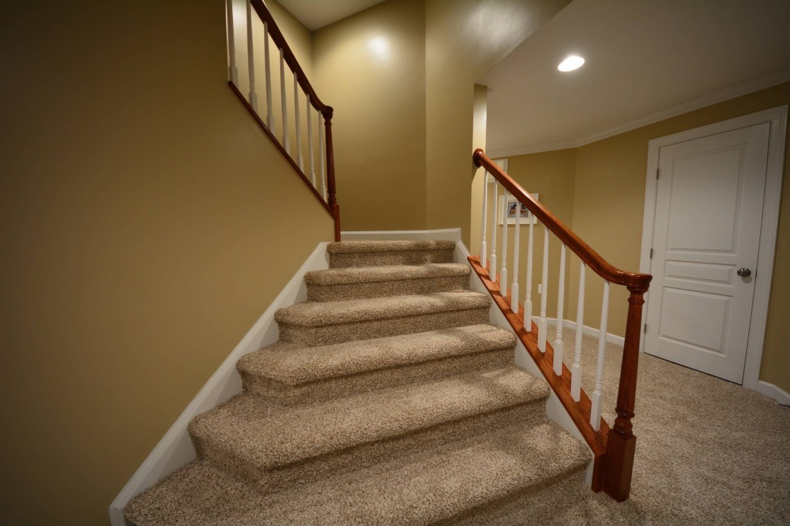 Stair Railings And Half Walls Ideas Basementremodeling