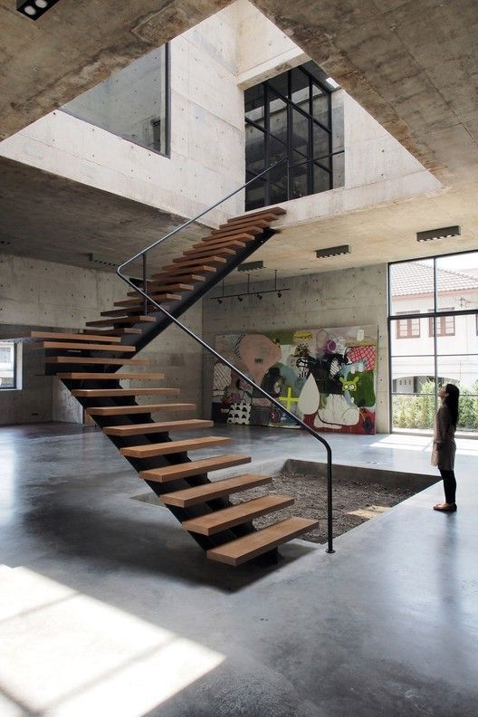 Staircase Design Architecture