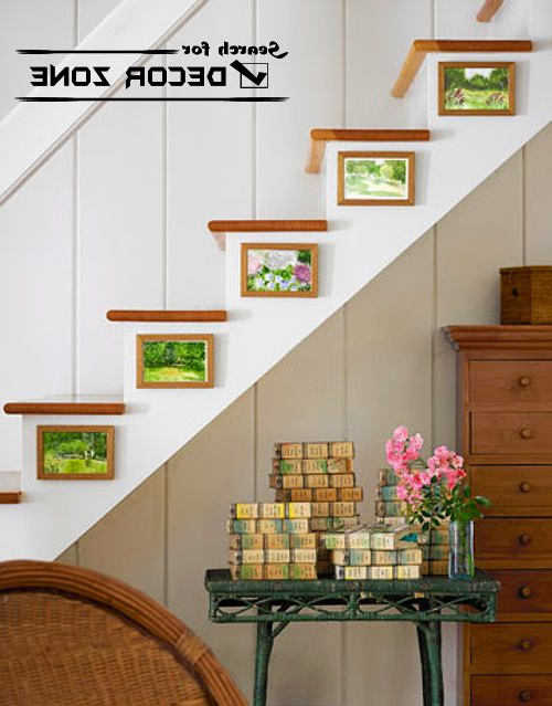 Staircase Designs Top 25 Staircase Wall Decorating Ideas Stair Wall Decoration
