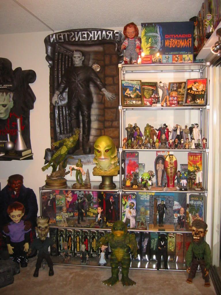 Startrekstuntmans Sci Fi Horror Room Horror Room
