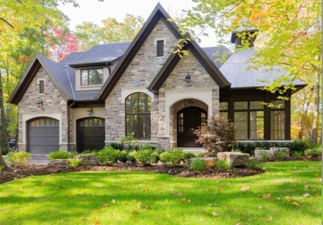 Stone Worka Hard Thing To Beat House Exterior House