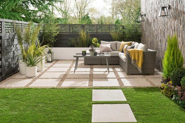 Stylish But Simple Small Garden Ideas Loveproperty