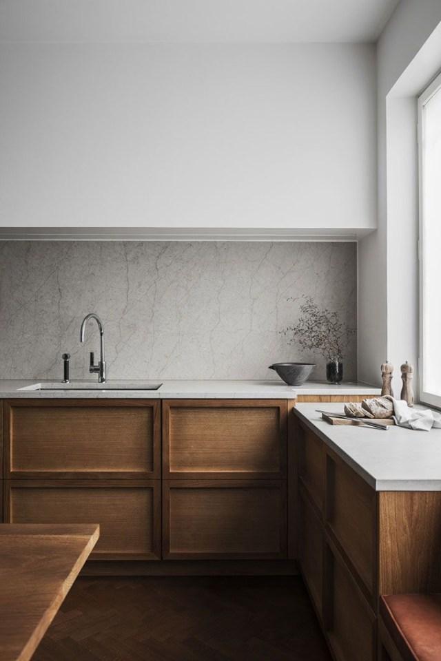 Swedish Minimalist Interior Liljencrantz Design
