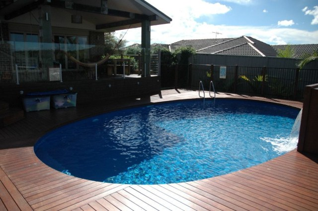 Swimming Pool Best Above Ground Pools Design Ideas