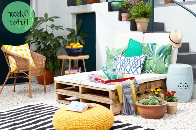 Tdc Wood Pallet Diy Furniture