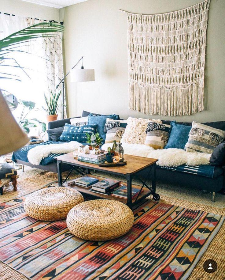 The 25 Best Bohemian Interior Ideas On Pinterest
