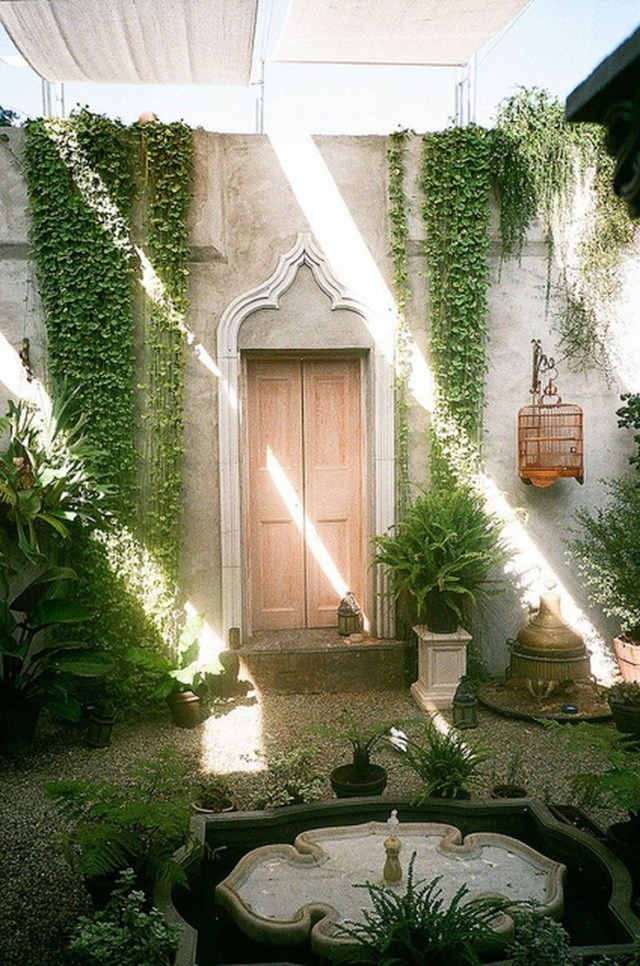 The 25 Best Small Courtyards Ideas On Pinterest