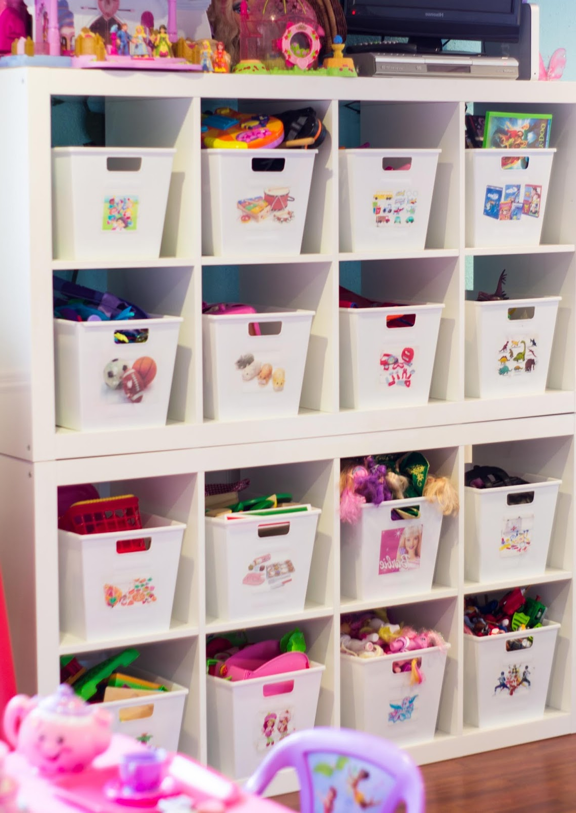 The Beauty Of The Best House How To Organize Kids Room