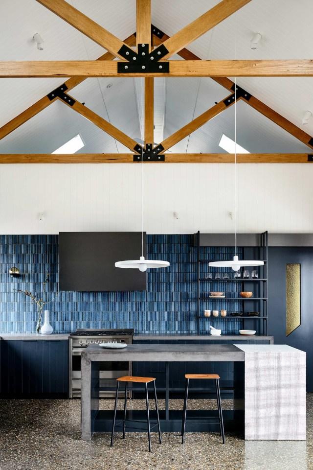The Beechworth Residence Doherty Design Studio Is An