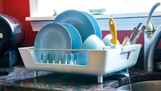 The Best Dish Racks Of 2019 Reviewed Dishwashers