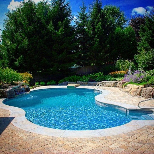 The Best Small Inground Pool Ideas Are Those That Offer