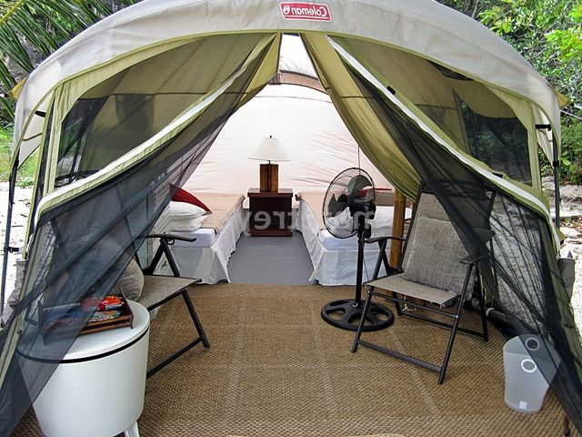 The Best Thing About Sumilon Bluewaters Glamping Tents Is