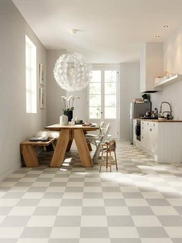 The Motif Of Kitchen Floor Tile Design Ideas My Kitchen