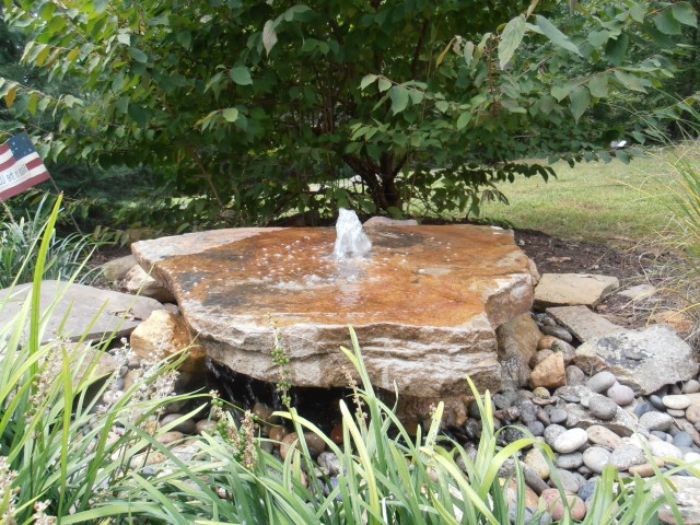 The Newest Style Of Fountain We Have Made A Beautiful