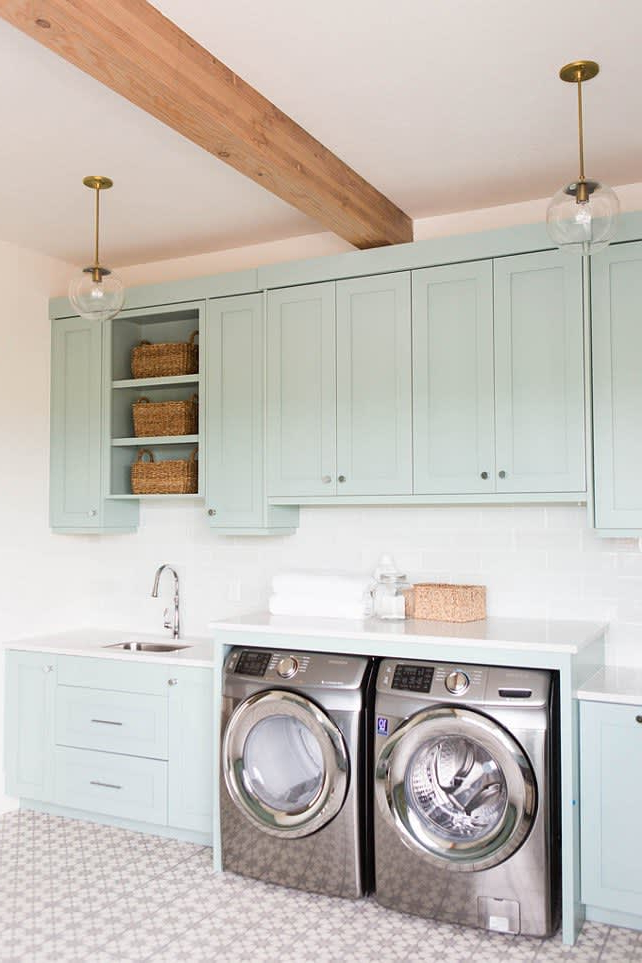 The Worlds Most Beautiful Laundry Rooms Apartment Therapy