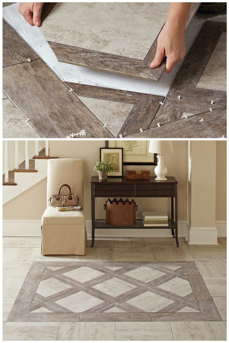 This Beautiful Montagna Rustic Stone Porcelain Tile