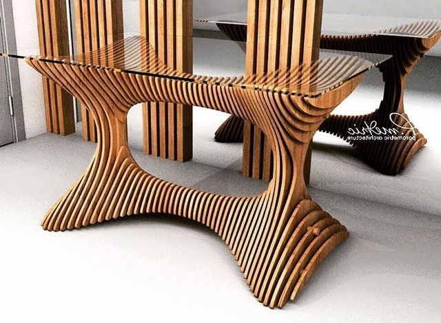 This Is Purely Amazing With Images Cnc Furniture Cnc