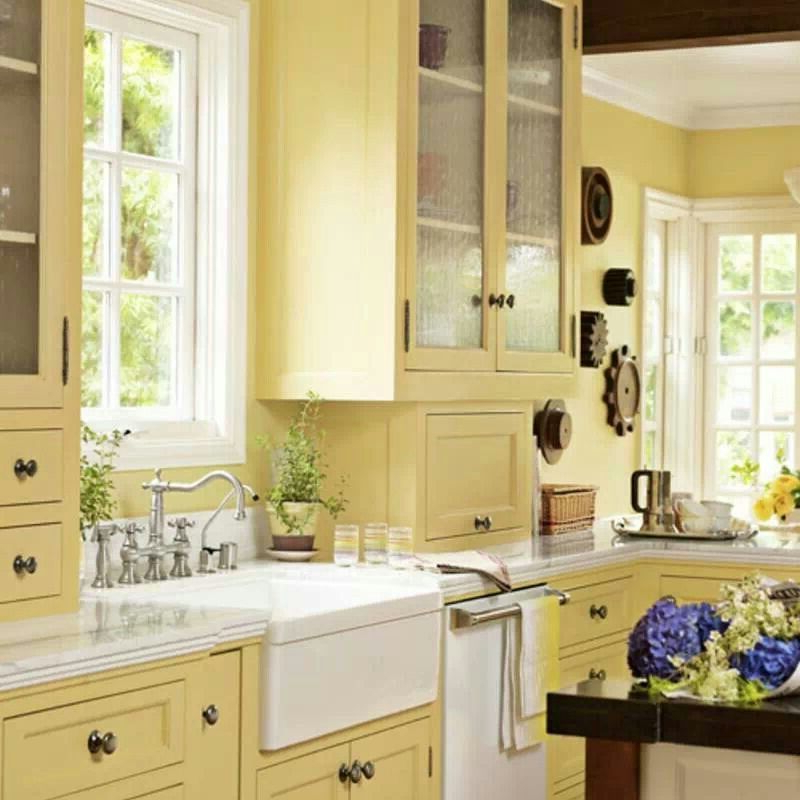 This Is The Perfect Look Best Kitchen Colors Kitchen