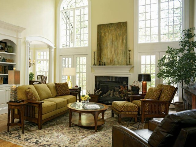 Tips For Designing Traditional Living Room Decor Actual Home
