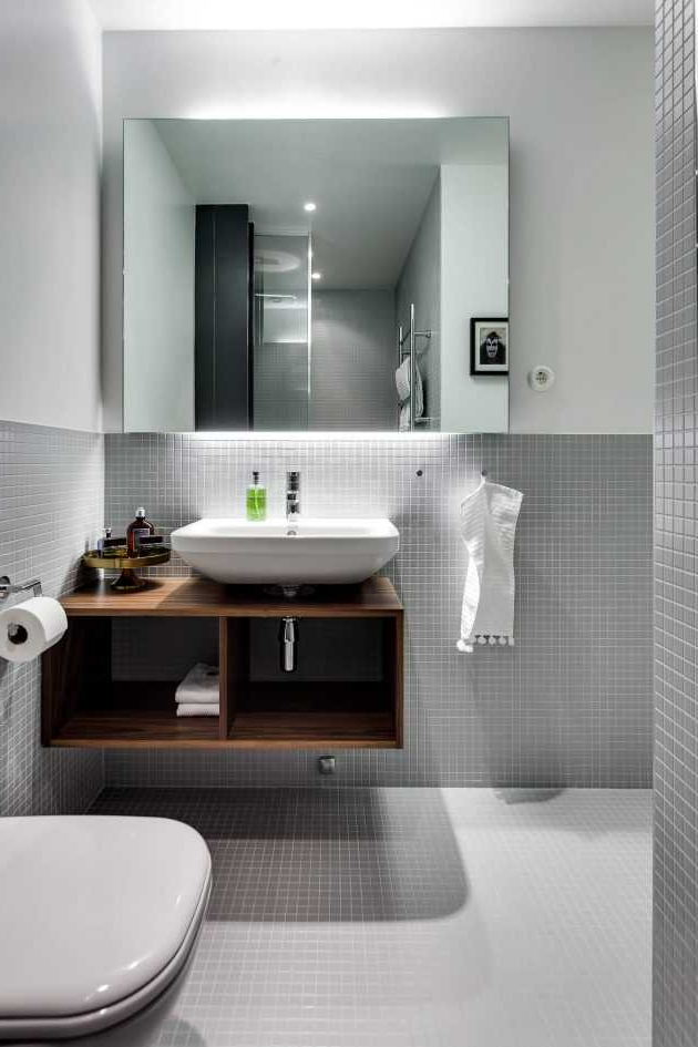Title 5 Interior Design Tips For A Small Bathroom