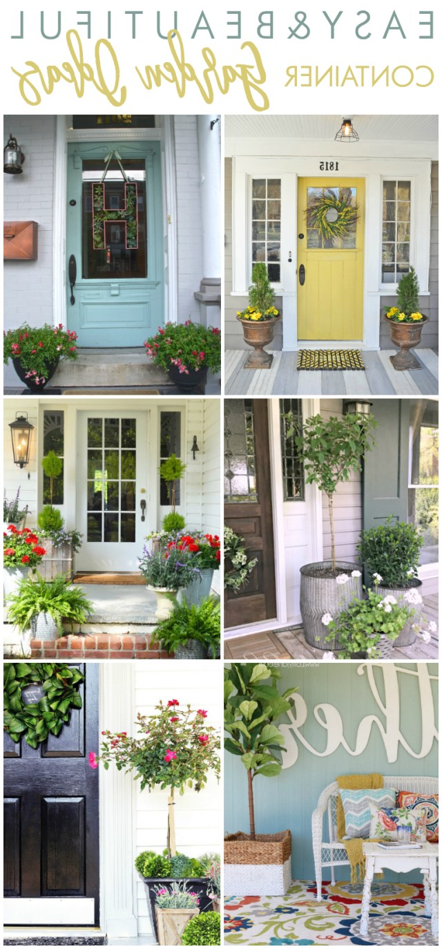 Tons Of Small Front Porch Ideas Simple And Easy Diy
