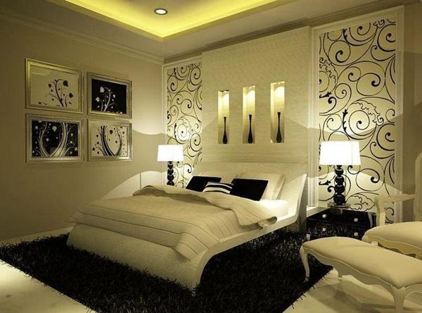 Top 10 Beautiful Bedroom Wall Dcor Ideas