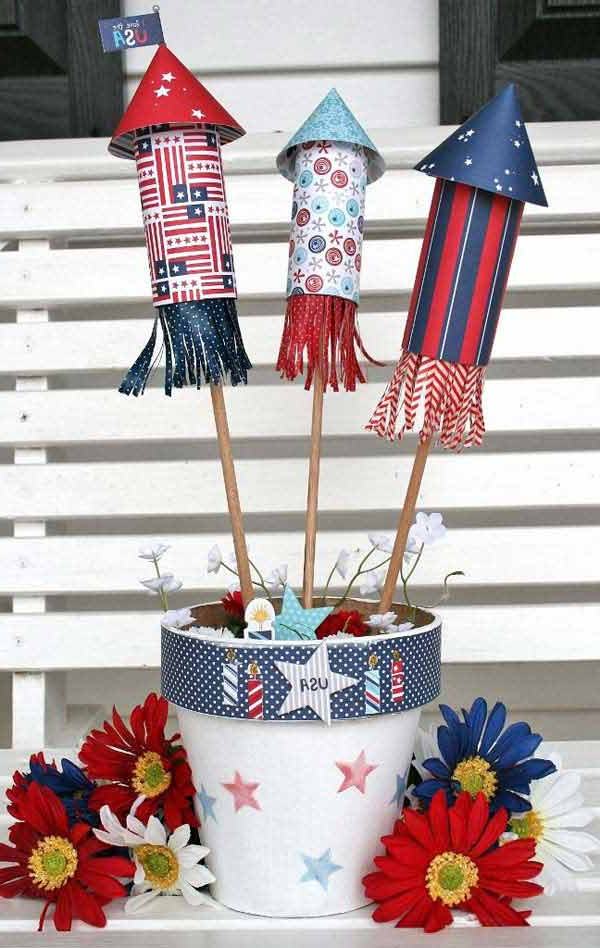 Top 16 Last Minute Diy Patriotic Decorations You Can Make