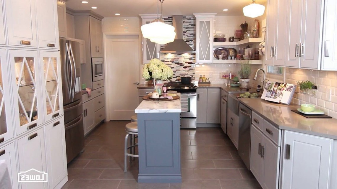 Top 40 Kitchen Makeover On A Budget For Small Room Diy
