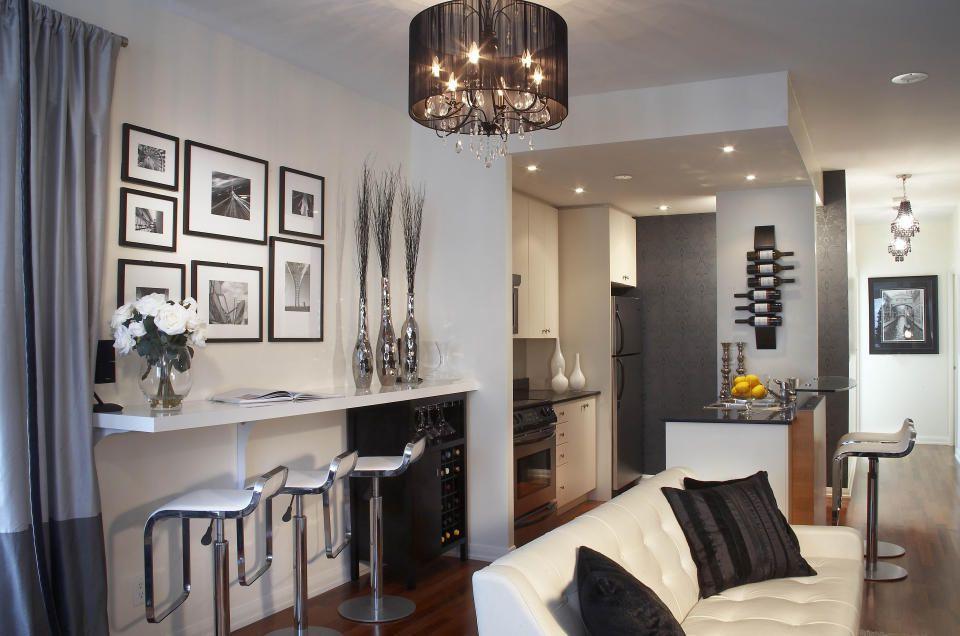 Transitional Modern Dining Room Design Photo Lux Design