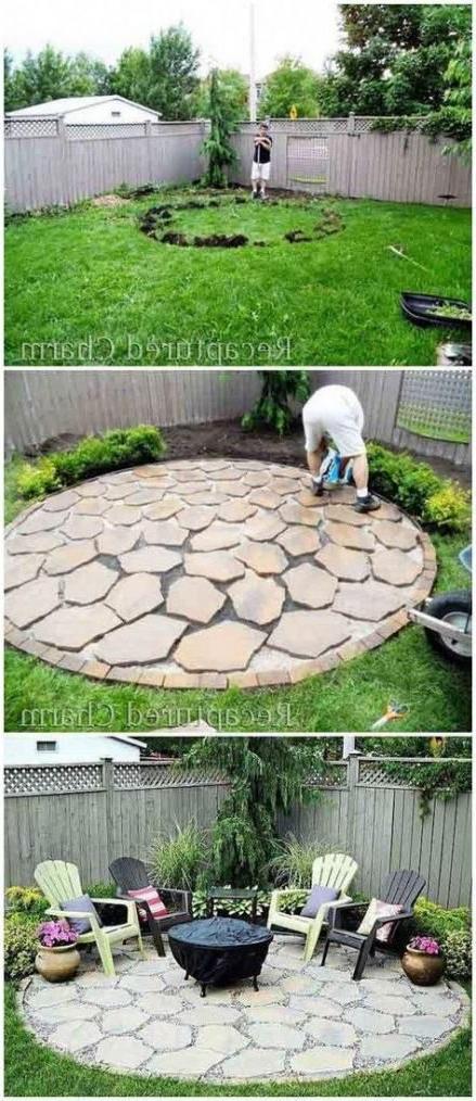 Trendy Backyard Ideas On A Budget Garden Side Yards 40
