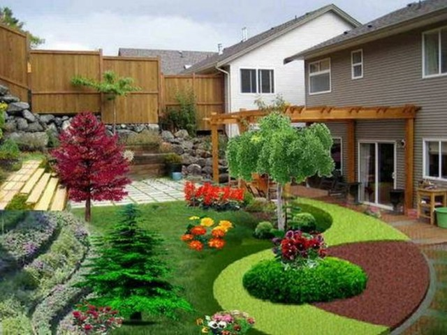 Turn Your Backyard Into A Relaxing Outdoor Living Area