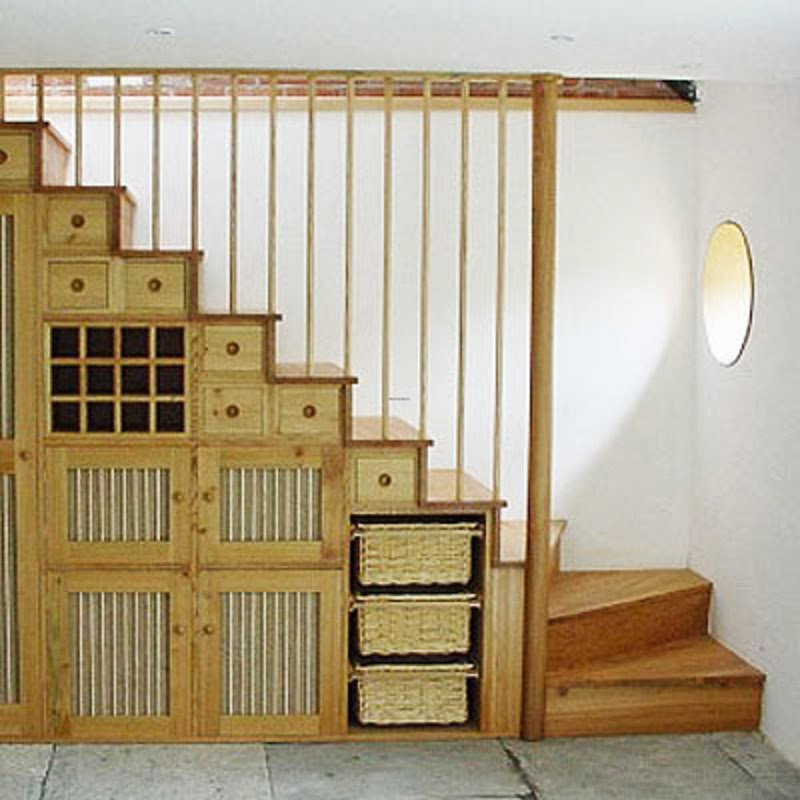 Under Staircase Space Ideas Goodiy