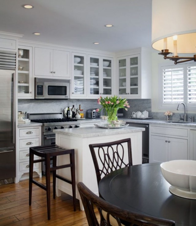 Unique Small Kitchen Island Ideas To Try Decohoms