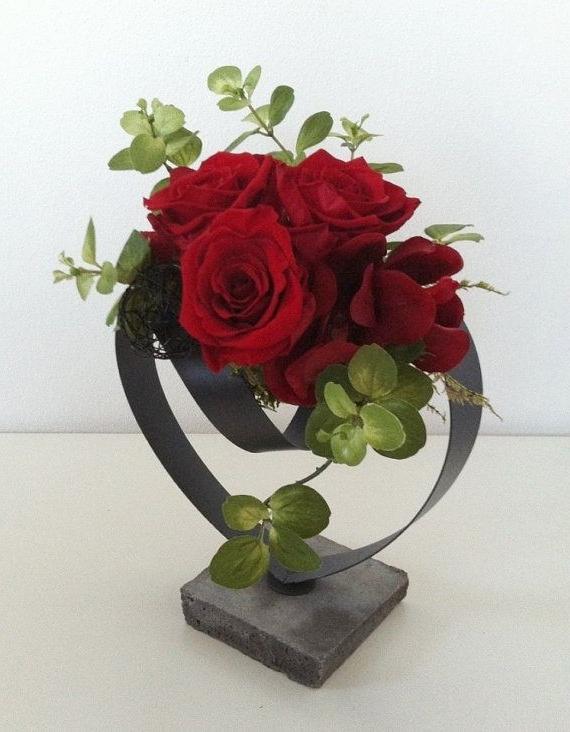 Valentines Day Flower Arrangements Valentines Day