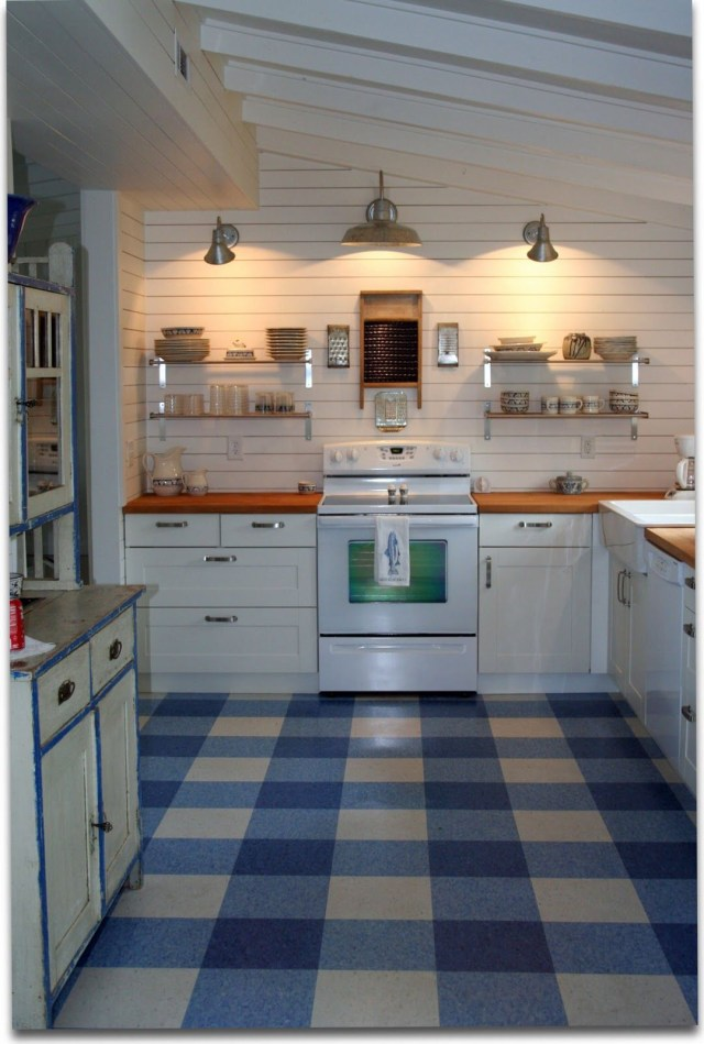Wanted Cheap Awesome Floors Kitchen Flooring Cottage