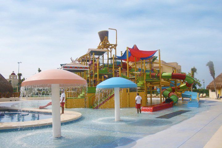 Welcome To Sea Adventure Resort Waterpark Cancun Is Our