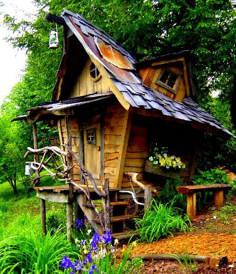 Whimsical Garden Decor Ideas Whimsical Playhouse Arthur