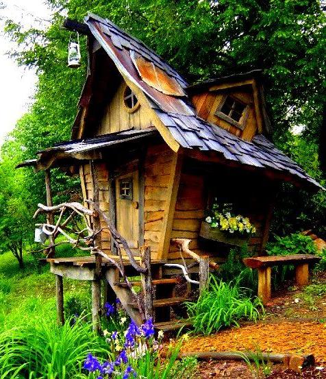 Whimsical Garden Decor Ideas Whimsical Playhouse Arthur