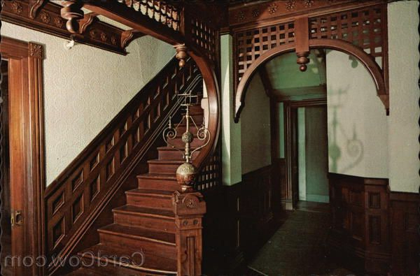 Winchester Mystery House Staircase San Jose Ca In 2020