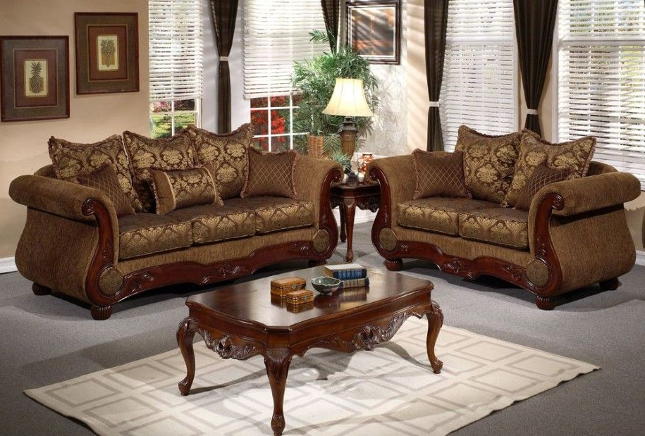 Wonderful Traditional Sofa For Your House Elegant