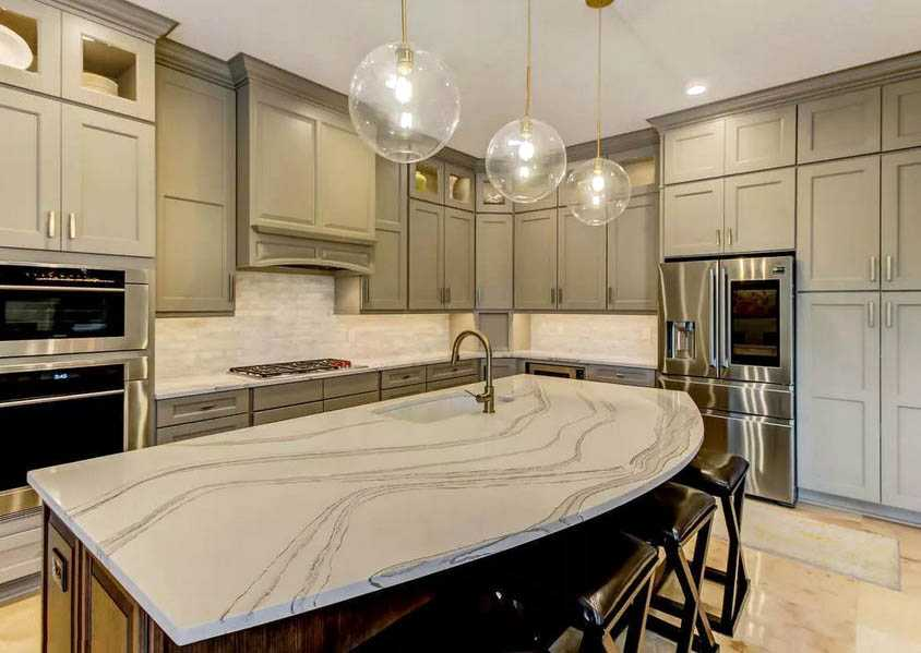 ᐉ types of kitchen islands pros cons